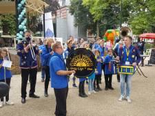Muziekvereniging Hartog opent feestjaar met Parkfest in Oss