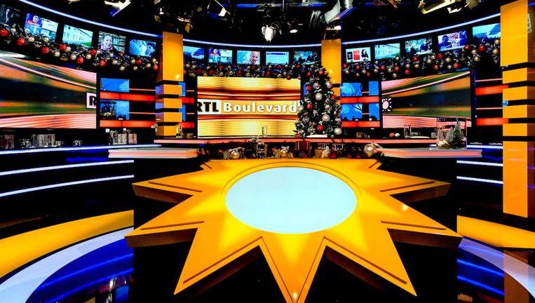 RTL Boulevard verhuist naar Amsterdam Beeld Sander Koning/ANP