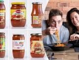 """Tien kant-en-klare bolognesesauzen uit de supermarkt getest: """"Je eet dit beter niet wekelijks"""""""