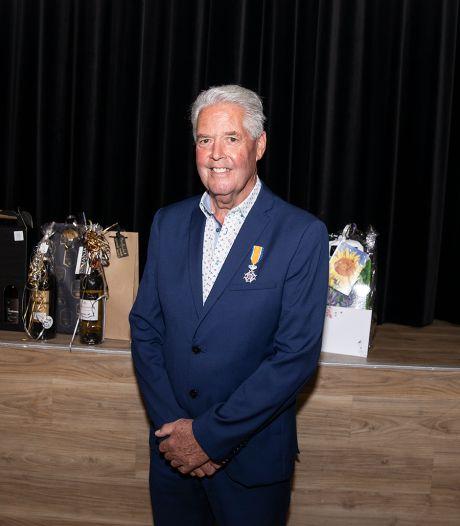 Koninklijke Onderscheiding voor volleybalman Hans Scheepers uit Helmond