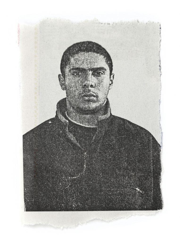 Mehdi Nemmouche.  Beeld Belgaimage