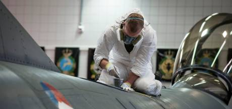 Vakbond kritisch op Defensie vanwege chroom-6-lek op vliegbasis Woensdrecht
