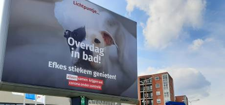 Rutte, Kaag en Wilders maken plaats voor corona-campagne: 'Hou vol mensen, nog efkes'