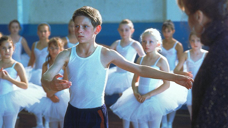 'Billy Elliot' op NPO 2. Beeld rv