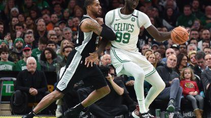 Levenslang 'stadionverbod' voor fan van Celtics die met vol bierblikje gooide