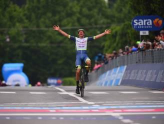 """Ploegleider Valerio Piva is in de wolken met ritzege van Taco van der Hoorn: """"Dit is een historische overwinning"""""""