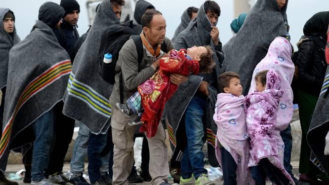 Vluchtelingen in Duitsland krijgen tijdelijk opvang in hostels