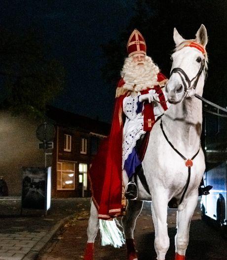 Sinterklaas over feest in coronatijd: 'Ik ga de blikken van kinderen het meest missen'