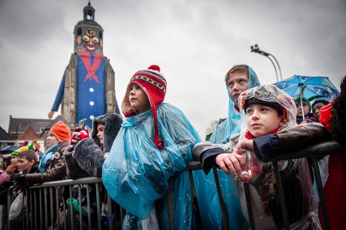 Kindervastenavend  in Bergen op Zoom