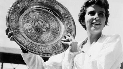 Braziliaanse tennislegende Maria Esther Bueno is overleden