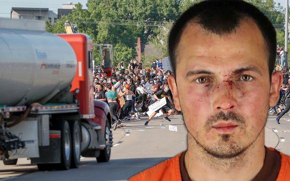 Bogdan Vechirko werd gearresteerd door de politie.