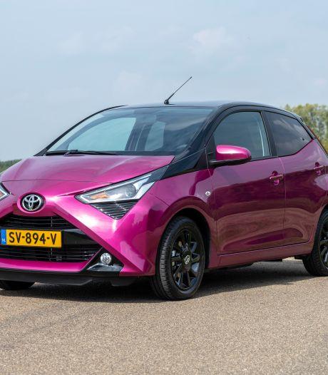 Test Toyota Aygo: 'stuiterbak' wordt volwassen