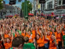 Geen coronapiek in Nijmegen na tienduizend feestende studenten tijdens introductieweek