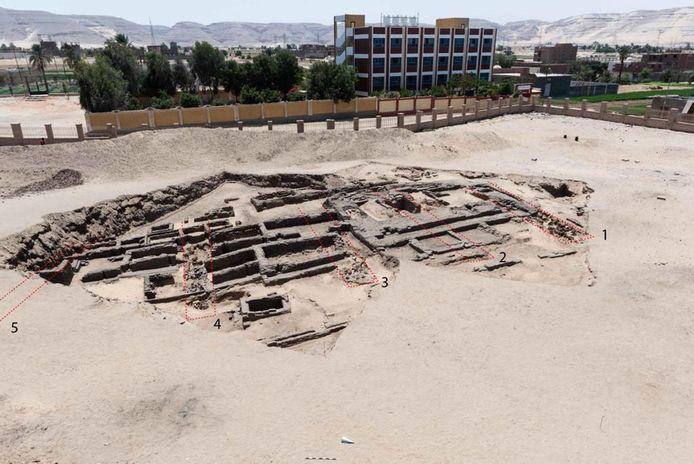 Le site Abydos