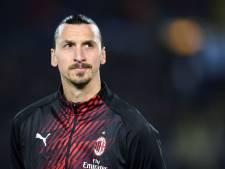 'Zlatan Ibrahimovic definitief terug bij nationale ploeg van Zweden'