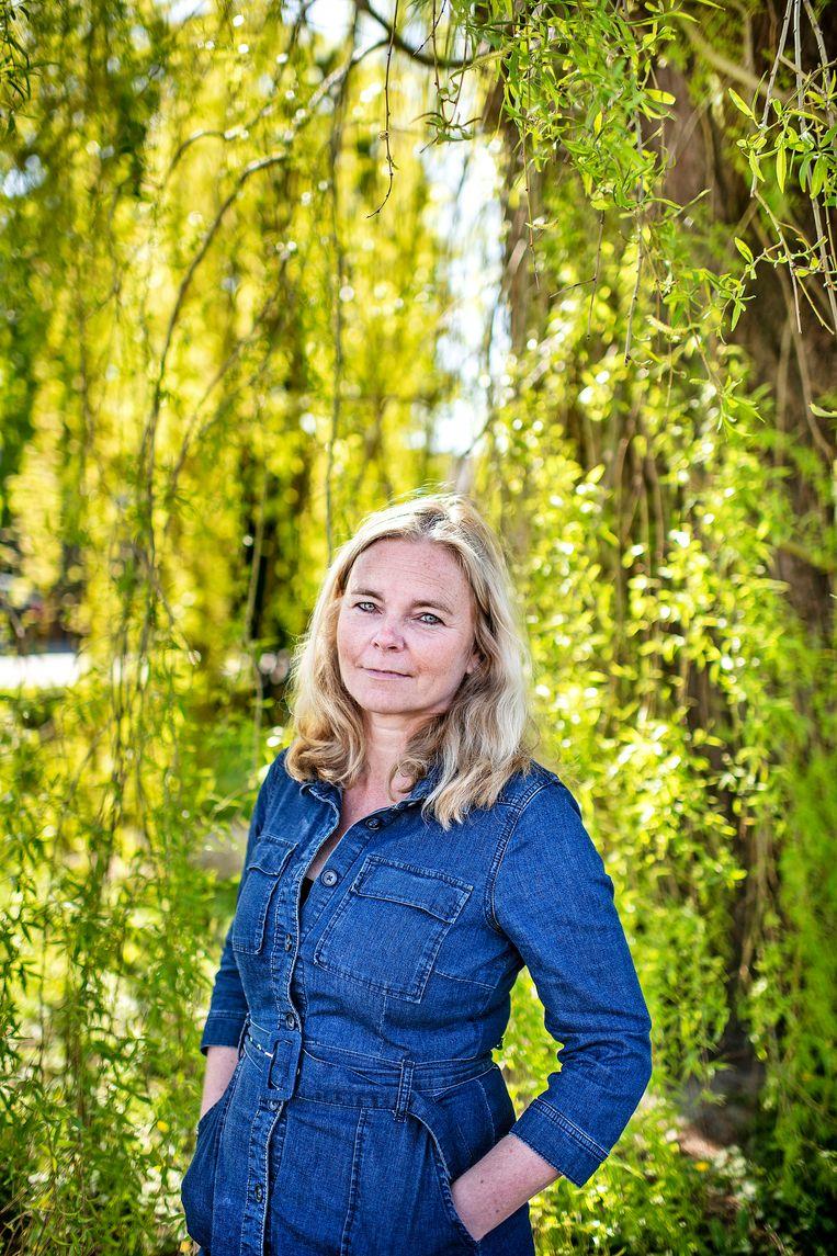 Nanette Waterhout Beeld Guus Dubbelman / de Volkskrant