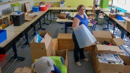 Leerlingen verhuizen maandag naar nieuwbouw Groene Dal