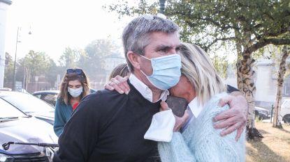 Patrick De Koster verlaat cel met enkelband