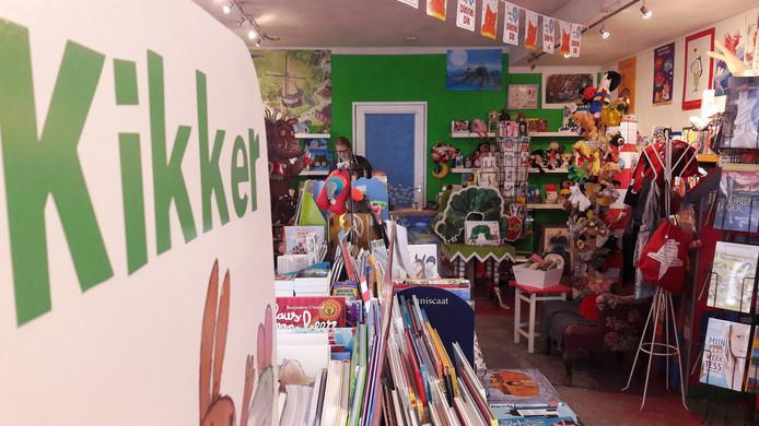 Kinderboekwinkel Nooitgenoeg