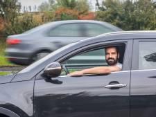 Missie van Anil (30) geslaagd: binnen 24 uur reed hij door 17 Europese landen