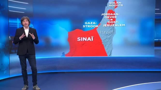 Uitgelegd in twee minuten: wat ligt er aan basis van het conflict in Israël?