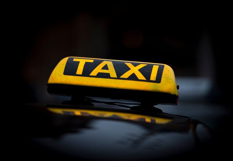 Is de taxi voor vrouwen wel echt veilig? Beeld ANP
