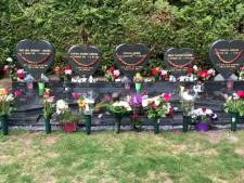 Dagelijks graven vernield in Enschede, nu van slachtoffers vuurwerkramp