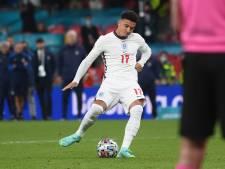 Jadon Sancho s'engage à Manchester United
