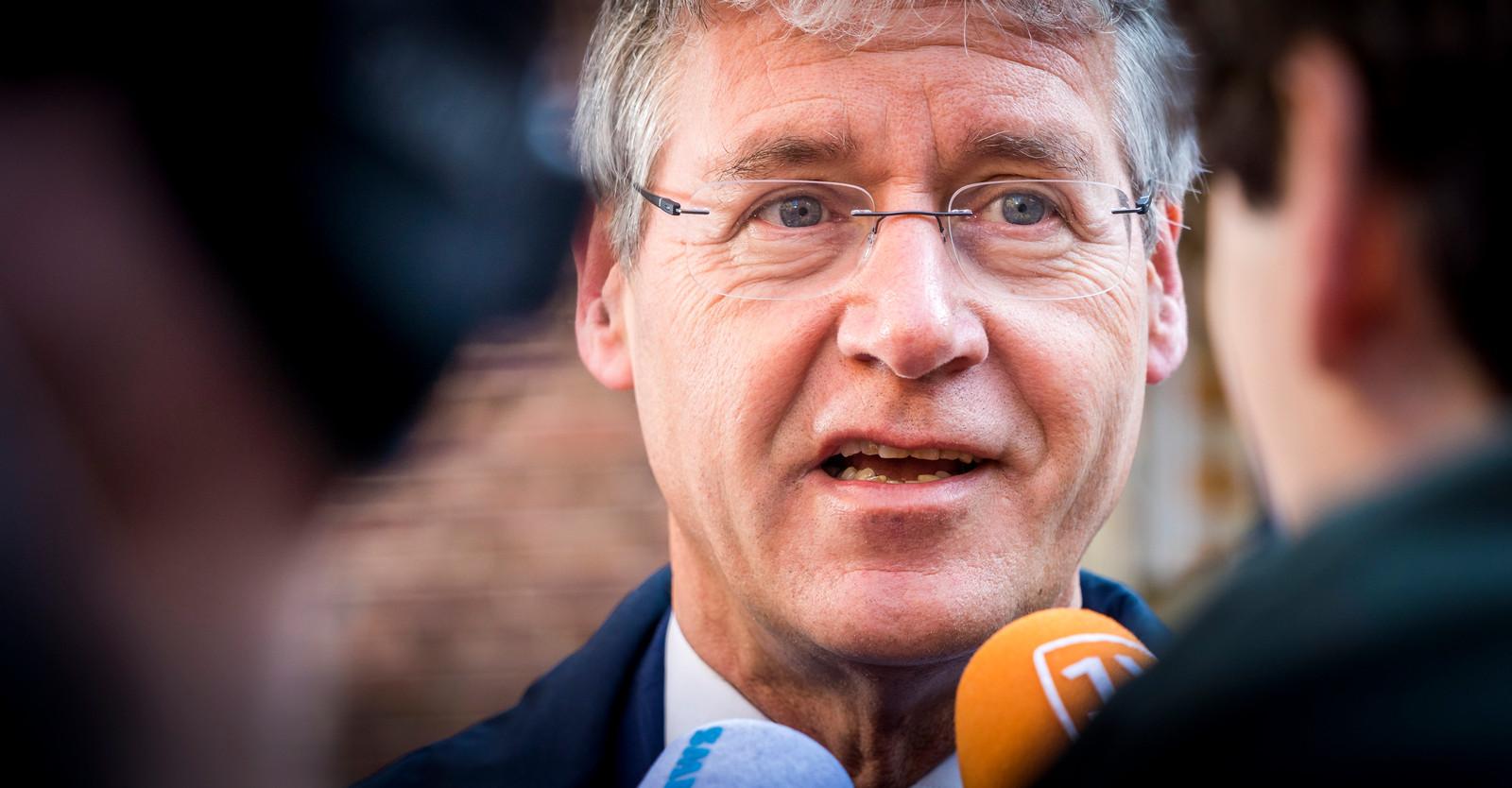 Minister Arie Slob (Media).