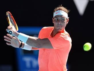 Rafael Nadal slaat door rugklachten ook Miami over