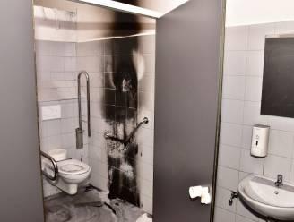 Nachtelijke brandstichting in stationstoilet: drie van de vier verdachten zijn minderjarig