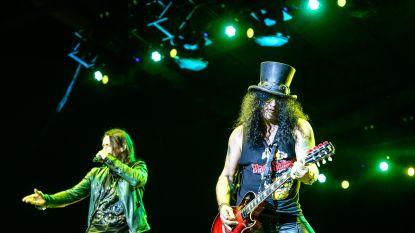 Guns N' Roses verlengt tournee met acht extra shows in de VS