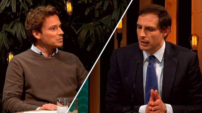 Sander Schimmelpenninck in gesprek met Wopke Hoekstra