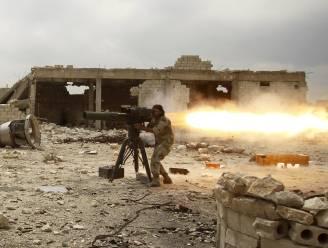"""""""Woonwijken Syrië liggen vol zware explosieven"""""""