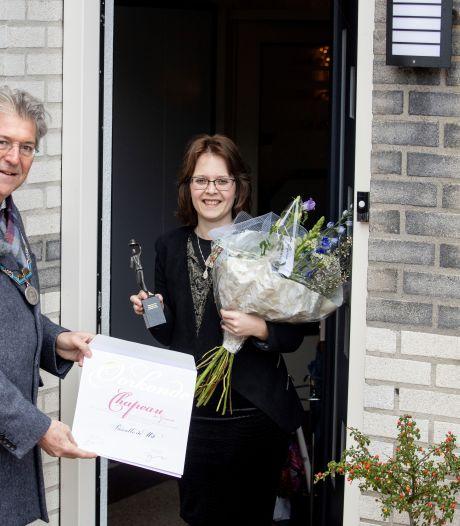 Edo Haan wil graag een tweede termijn als burgemeester van Maassluis