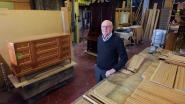 """Meubelmaker na 65 jaar met pensioen: """"De tijd dat iedereen kwaliteitsmeubelen wilde, is voorbij. Het is nu allemaal Ikea"""""""