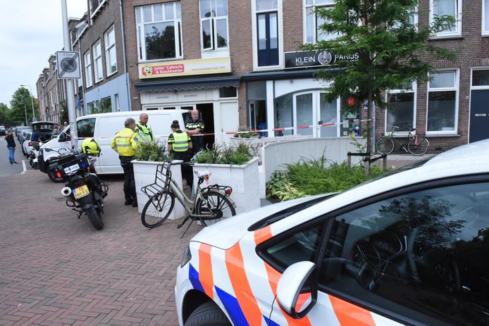 Overleden jonge vrouw aangetroffen in woning aan de Bosboomstraat in Utrecht.