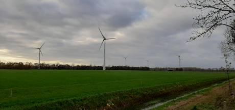 Plan voor verdubbeling aantal windmolens op grens Aalten en Lichtenvoorde