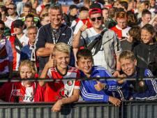 Geen grote uitbraken na volle tribunes bij Feyenoord