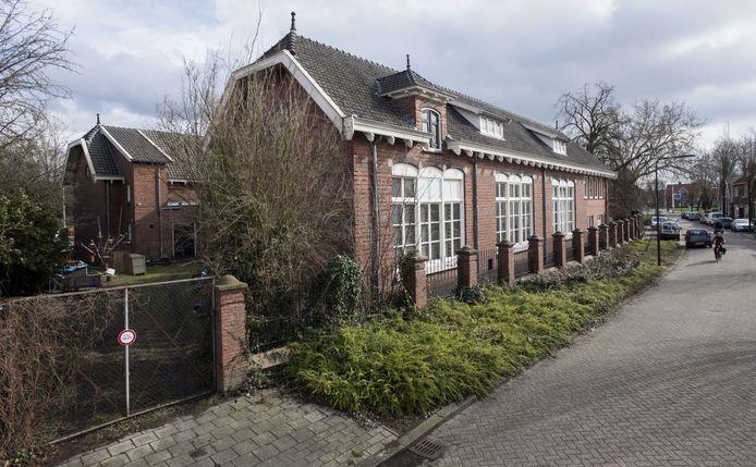 Het ateliergebouw aan de Borstelweg is verkocht.