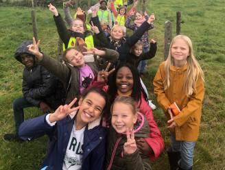 Basisschool Hartencollege Weggevoerdenstraat houdt sponsortocht voor getroffen Waalse school