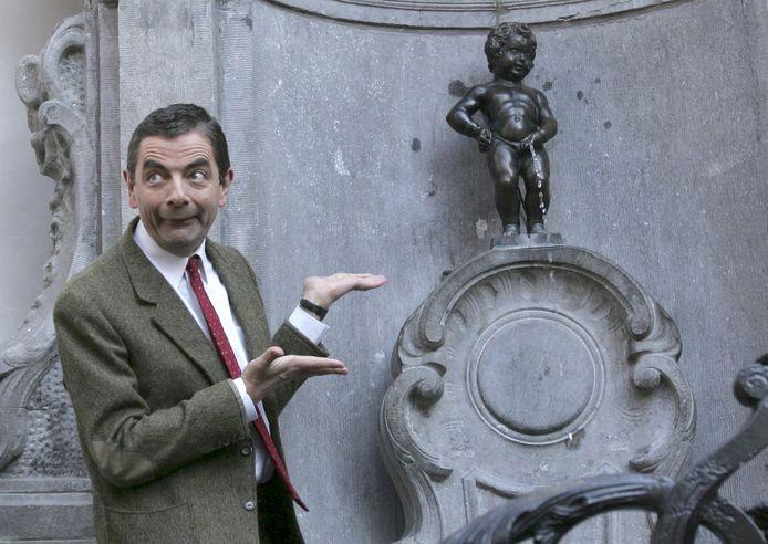 Mr. Bean in Brussel