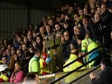 Le supporter du Lierse, victime d'un malaise durant le match de Coupe, est décédé