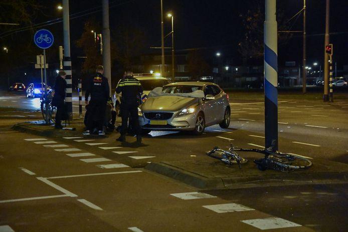 Een speciale voetgangersairbag heeft een hoop letsel weten te voorkomen in Arnhem.