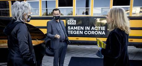 Giro555-actie voor coronahulp levert tot nu toe miljoen euro op: 'Nooit eerder zo laag geweest'