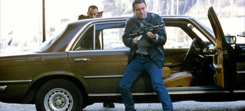 'Ronin', met Robert De Niro. Beeld VIER