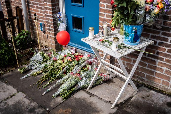 de stille tocht ter nagedachtenis aan Eduard Verhaaf