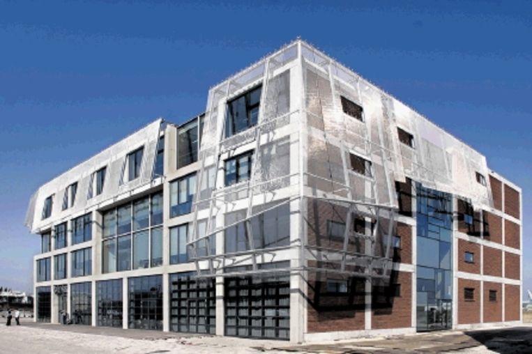 Haarlem, Solar-gebouw. (Ontwerp en foto: MIII architecten.) Beeld