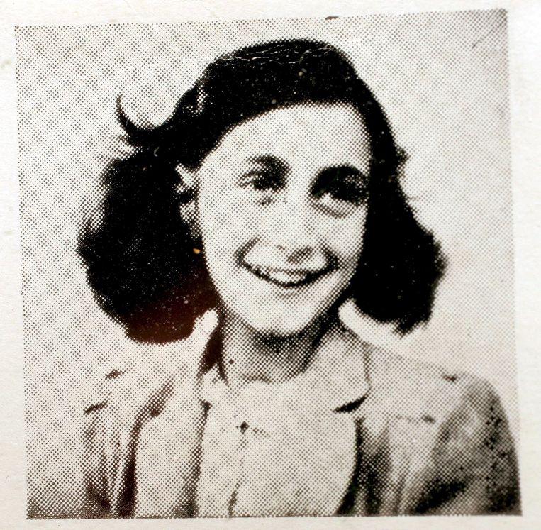 Anne Frank. Beeld EPA
