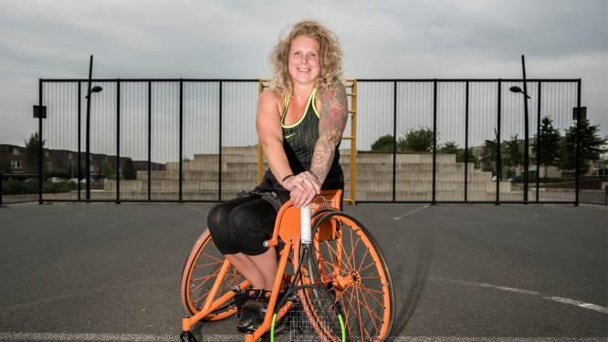Geen vaccin, dus mist Michaela de Paralympics in Tokio: 'Pijnlijk, ook al is het door mijn eigen keuze'